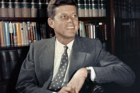 Photos: President John F. Kennedy turns 100: His life and times