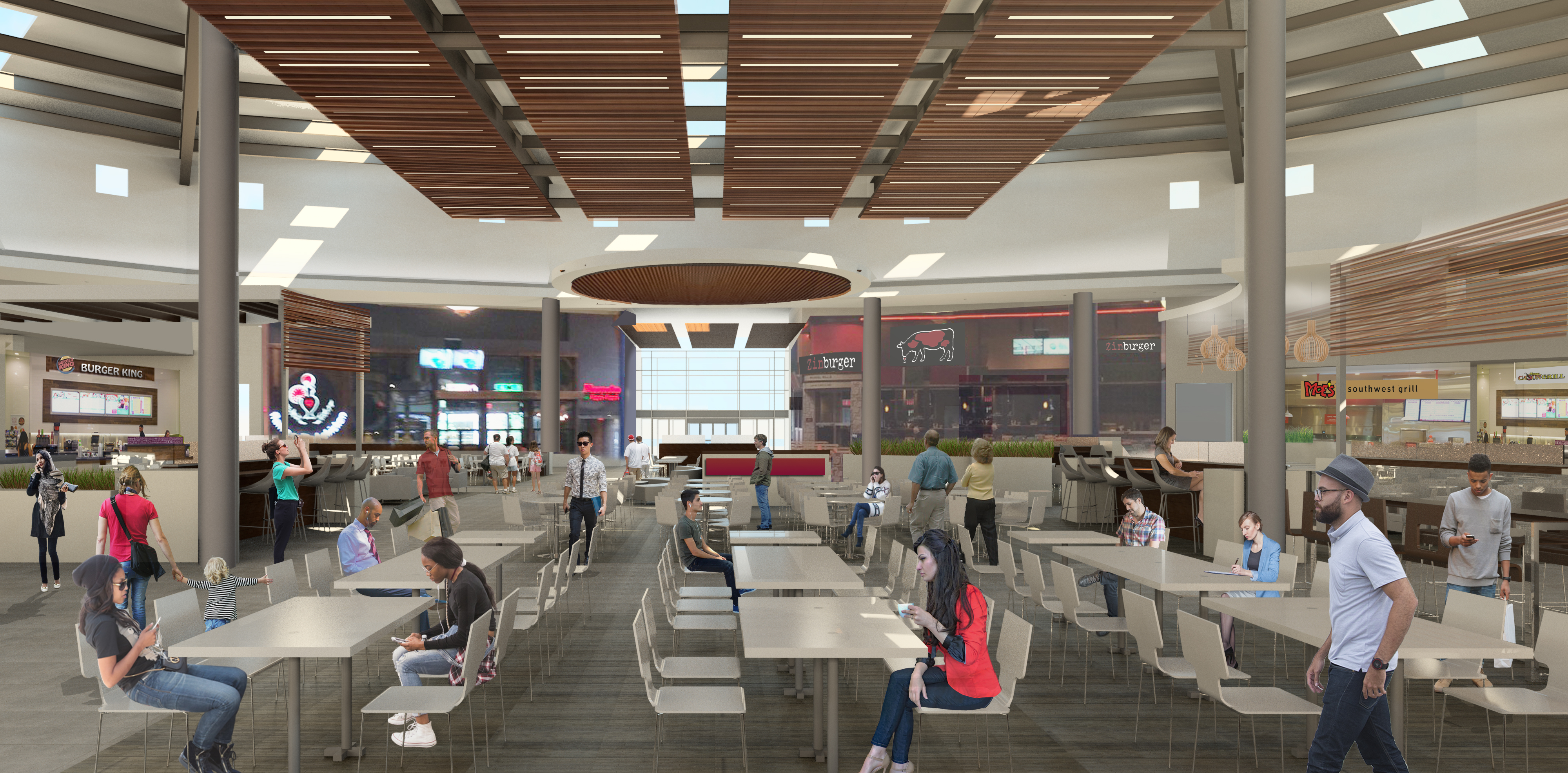 Arundel Mills Gets Food Court Makeover More Retailers WTOP