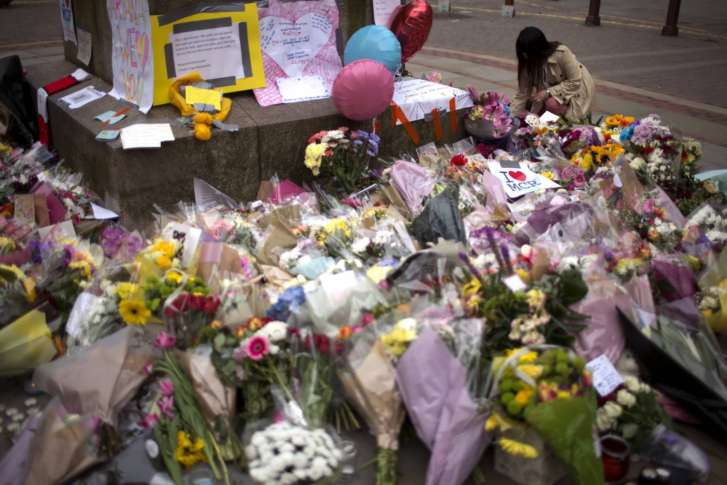Altrincham PR manager confirmed as latest victim of Manchester terror attack