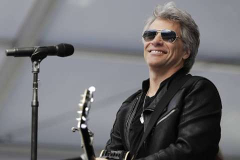 Bon Jovi wrapping up tour in DC