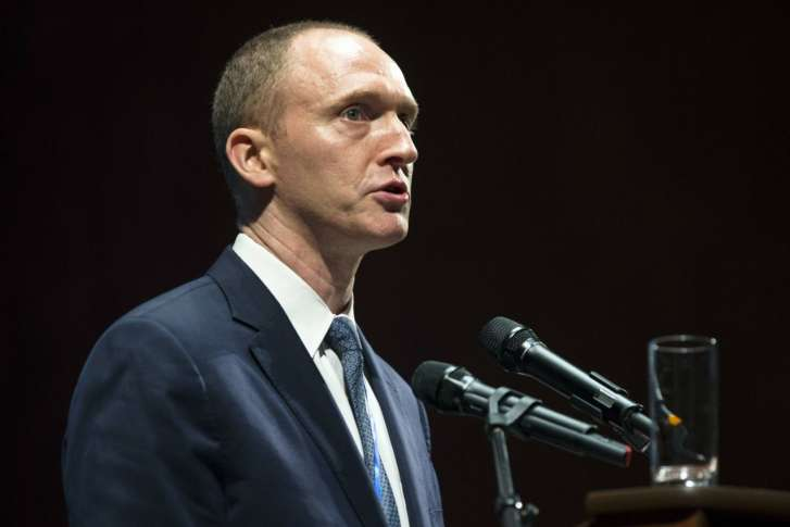 FBI Releases Carter Page FISA Warrant Applications