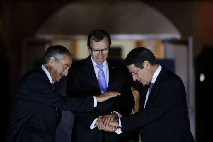 Cyprus leaders still 'far apart' on peace summit — United Nations envoy