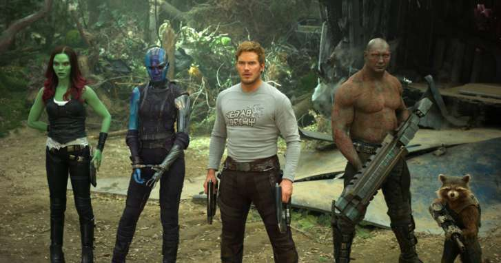 Is Thanos in Guardians of the Galaxy Vol. 2?