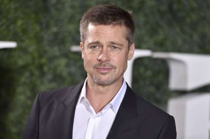 Brad Pitt opens up again about alcoholism