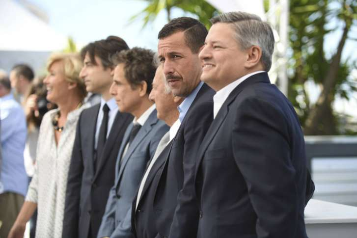Adam Sandler earns raves at Cannes Film Fest (yes, really)
