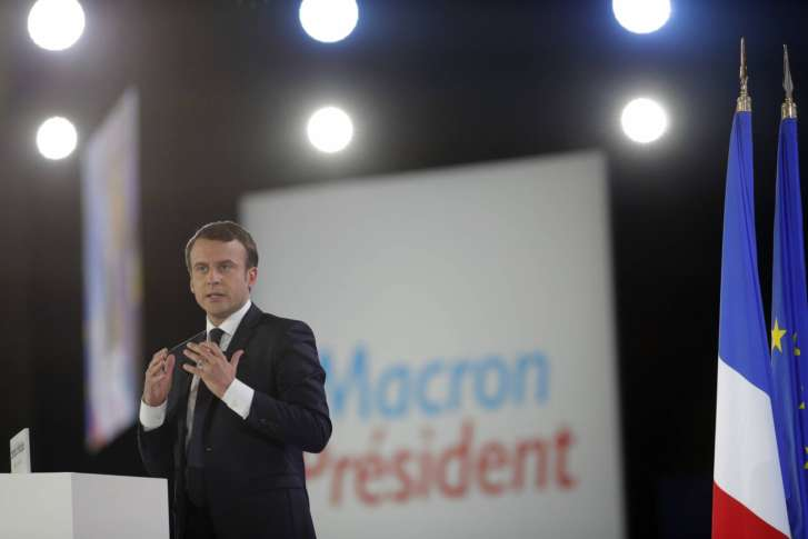 French elections a big risk for the euro