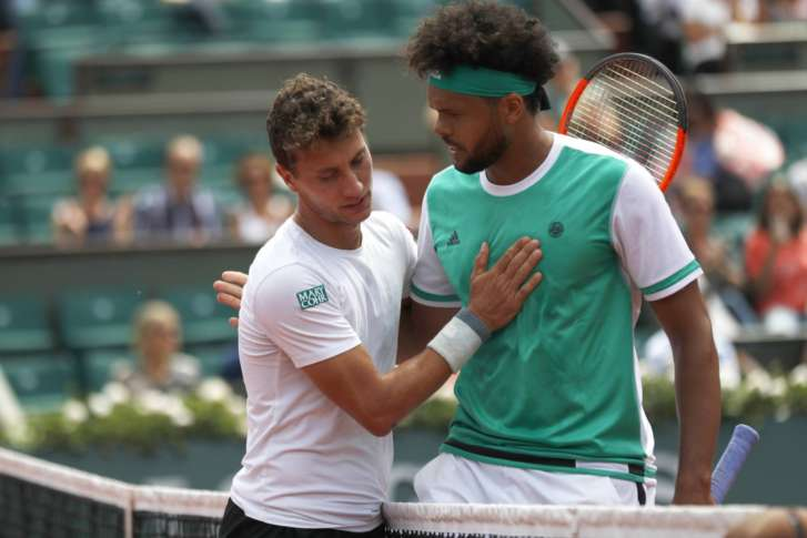 French Open 2017: Day 2 - what you missed - Rafa, Djokovic through