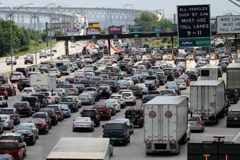 'Pack your patience': Record travel volume predicted for holiday weekend