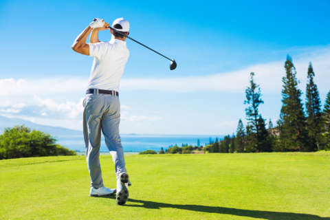 Swing into golf season without back pain
