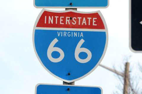 I-66 toll lane ramp ideas detailed for Fairfax Co. officials