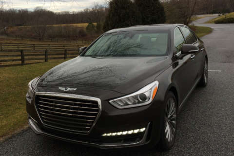 Car Review: 2017 Genesis G90 is a large luxury sedan that won't break the bank