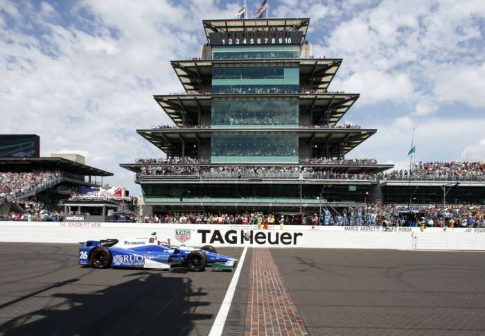 Andretti rules Indy _ and other takeaways from the 500 class=