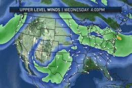 (Data: Environmental Modeling Center, NOAA. Graphics: Storm Team 4)