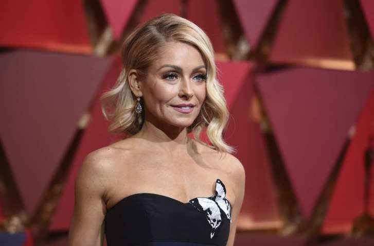 "Image result for Ryan Seacrest Tapped as Kelly Ripa's Permanent Co-Host on ""Live"""