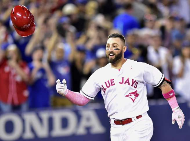 Toronto CF Kevin Pillar apologizes for using anti-gay slur