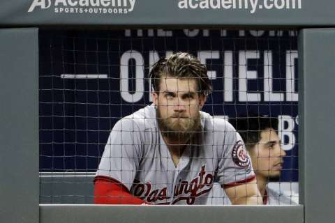 Nats 'haven't heard from Bryce Harper and Scott Boras in months'