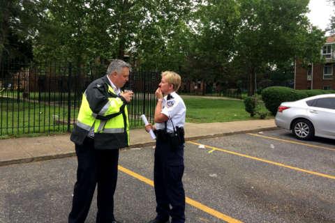 1 dead, 7 injured in Northwest DC shooting