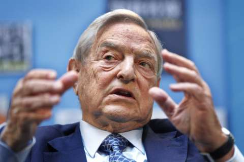 US government broadcaster to punish workers for Soros report