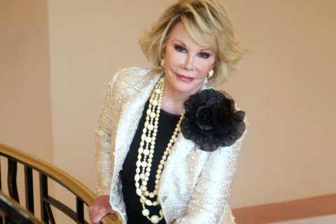 Financial lessons I learned from comedian Joan Rivers