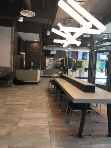 The New Rosslyn McDonaldu0027s That Opens May 8 Will Be The First McDonaldu0027s In  The Washington Area To Sell McCafe Baked Goods, Such As Muffins, Coffee  Cake And ...
