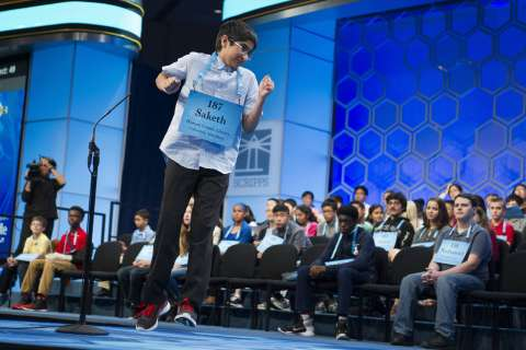 How Howard Co. 6th grader fared in National Spelling Bee