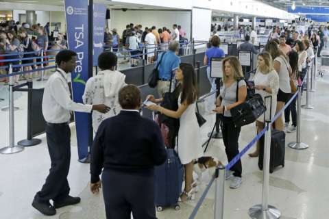 TSA tips: What you can't bring on plane, how to speed through security