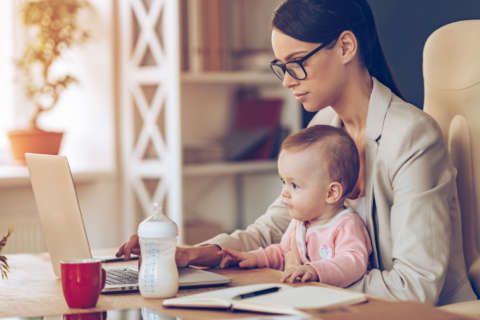 Best state for working moms? Look outside the DC area