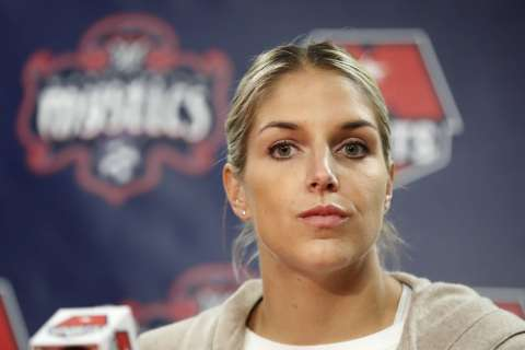 Elena Delle Donne returns to help Mystics top Fever in OT