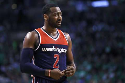 Report: Wizards offer Wall a $170 million contract extension