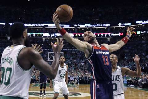 Wizards win 92-91 in Game 6 against the Boston Celtics