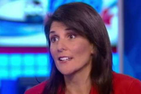 Nikki Haley: Trump is 'CEO of the country,' can 'fire anyone he wants'