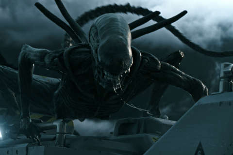 Rapace replaced? 'Alien: Covenant' is uneven step back from 'Prometheus'
