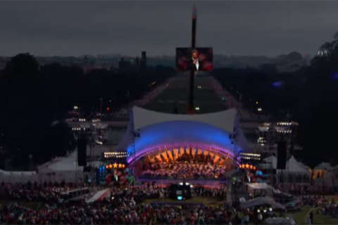 Watch: 2017 National Memorial Day Concert