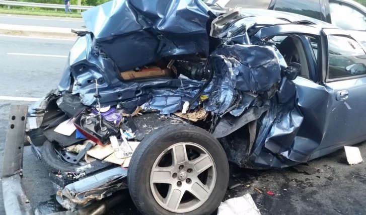 7 Vehicle Germantown Crash Sends 6 To Hospital With Serious Injuries Wtop