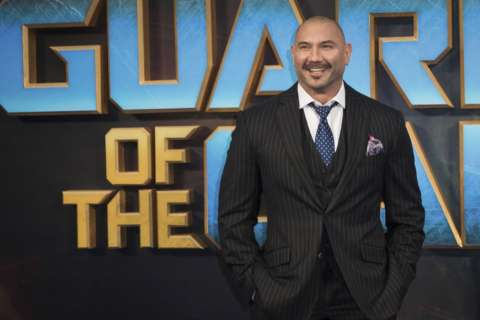 The Drax workout: How former WWE star Dave Bautista eats, stays in shape