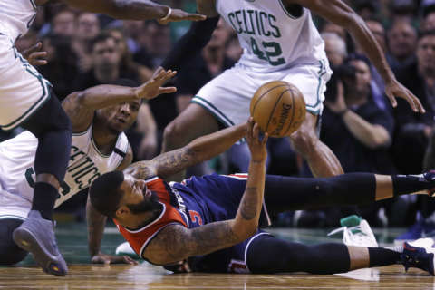 Wizards lose Game 5 to Boston, 123-101