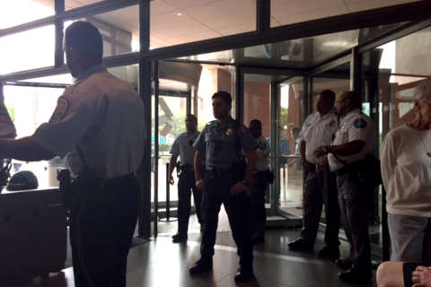 Police: No evidence of sex assault after lockdown at Holocaust Museum