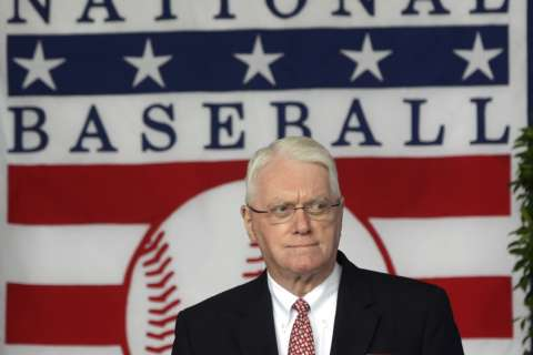 Ex-Senate staffer: Hall of Fame pitcher Jim Bunning has died