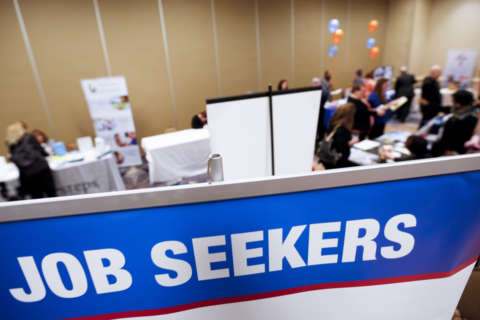 Unemployment rates creep up in Md., DC; hold steady in Va.