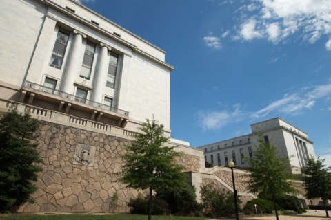 Dust forces brief evacuation of Rayburn Building