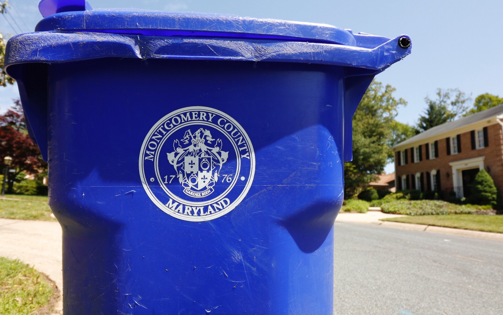 Scrap Metal Pick Up >> Montgomery Co. gets new help with solid waste pickup | WTOP