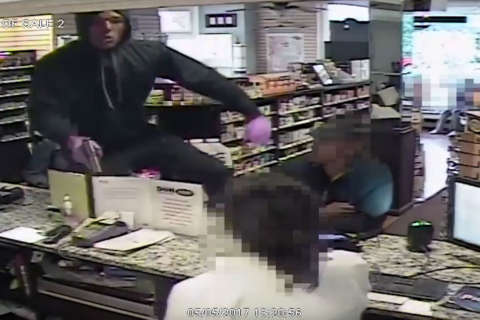Police seek to ID three men in armed robbery of Capitol Hill pharmacy