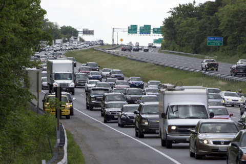 Memorial Day weekend traffic: Advice on planning your return