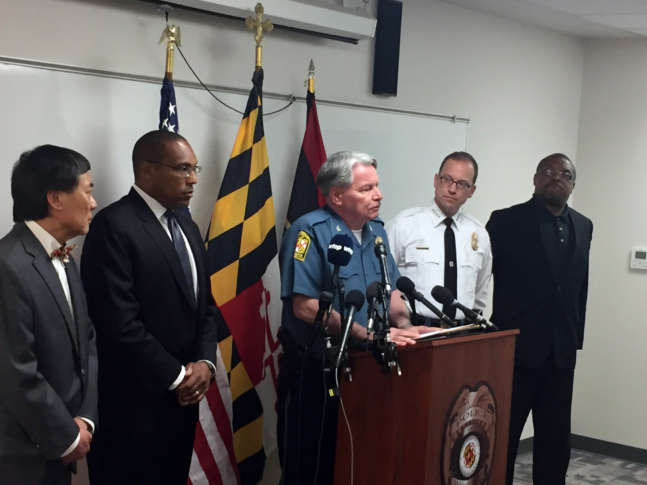 Bowie State student fatally stabbed at University of Maryland