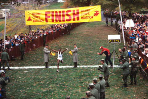 Marine Corps Marathon: Photos through the years