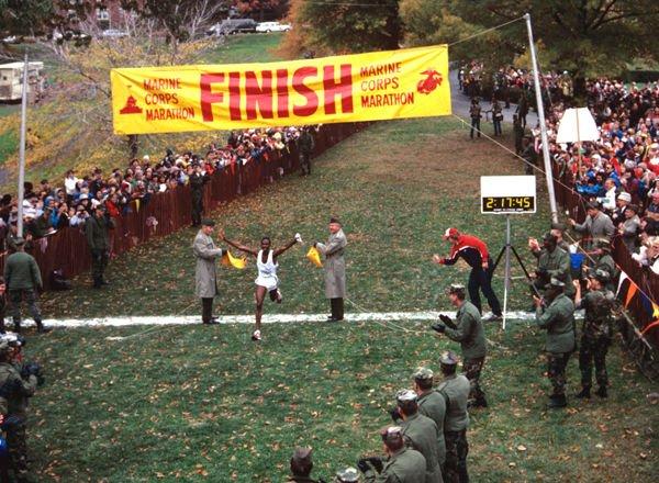 Marine Corps Marathon: Photos through the years | WTOP