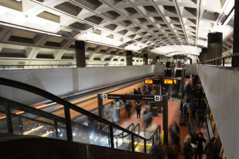 Get ready for more weekend Metro disruptions