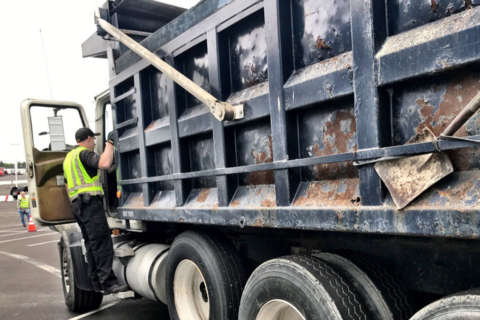 Unsafe trucks pulled off Beltway