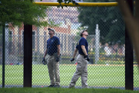 Staffer shot at congressional baseball practice recalls 'running for my life'