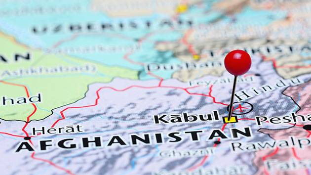 American national kidnapped in Kabul city